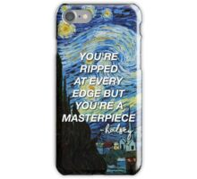Halsey colours  iPhone Case/Skin