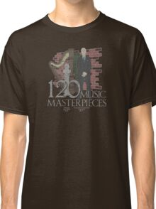 120 Music Masterpieces 2 Classic T-Shirt