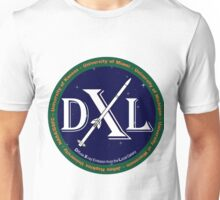 Diffuse X-ray emission from the Local galaxy (DXL) Mission Logo Unisex T-Shirt
