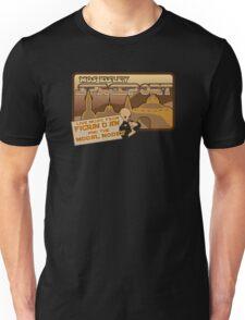 Sat Wars Mos Eisley Spaceport  Unisex T-Shirt