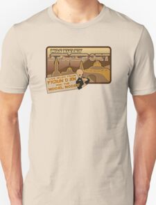 Sat Wars Mos Eisley Spaceport  Unisex T-Shirt