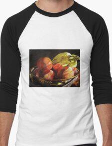 Fruit and Light Men's Baseball ¾ T-Shirt