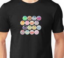 Pokemon Candy on black Unisex T-Shirt