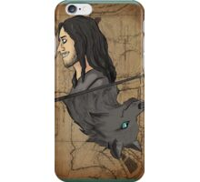 Sirius Black Playing Card iPhone Case/Skin