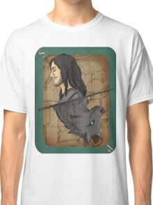 Sirius Black Playing Card Classic T-Shirt
