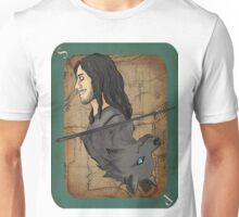 Sirius Black Playing Card Unisex T-Shirt