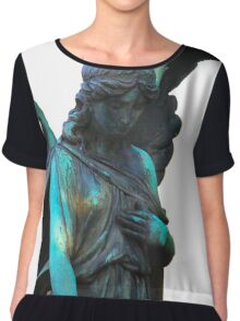 I am here with you Chiffon Top