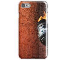 Burning Flame iPhone Case/Skin