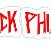 Black Phillip Slayer.  Sticker