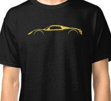 Porsche 918 Spyder Silhouette Classic T-Shirt
