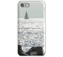 ships at sea iPhone Case/Skin