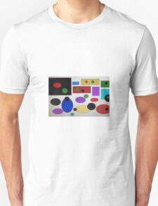 Abstract ness Unisex T-Shirt