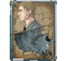 Remus Lupin Playing Card iPad Case/Skin
