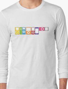 Apple iPod Lineup T-Shirt