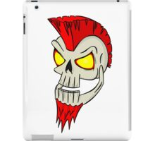 Punk Skull iPad Case/Skin