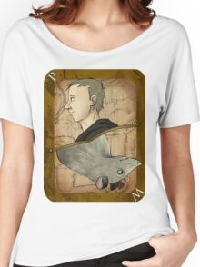 Peter Pettigrew Playing Card Women's Relaxed Fit T-Shirt