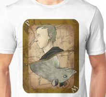 Peter Pettigrew Playing Card Unisex T-Shirt