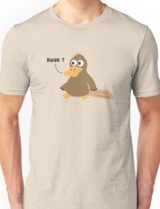 Platypus identity crisis Unisex T-Shirt