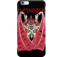 The Tyranid Hive Tyrant - Devour iPhone Case/Skin