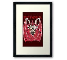 The Tyranid Hive Tyrant - Devour Framed Print