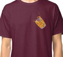 Wave in a glass (Orange) - little T-shirt Classique