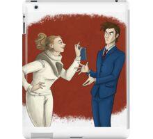 Spoilers iPad Case/Skin