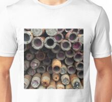 Pipe down Unisex T-Shirt