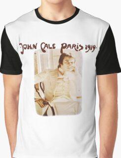 John Cale Paris 1919 Graphic T-Shirt