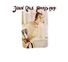 John Cale Paris 1919 Photographic Print