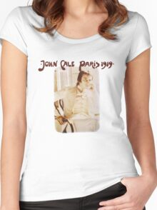 John Cale Paris 1919 Women's Fitted Scoop T-Shirt