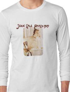John Cale Paris 1919 Long Sleeve T-Shirt