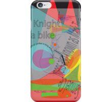 Postmodern Connecticut Yankee iPhone Case/Skin