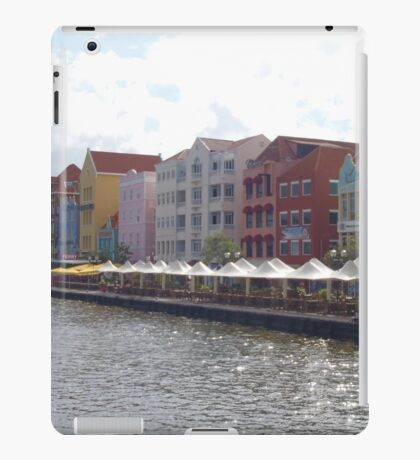 Colourful Buildings iPad Case/Skin