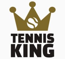 Tennis king crown One Piece - Long Sleeve