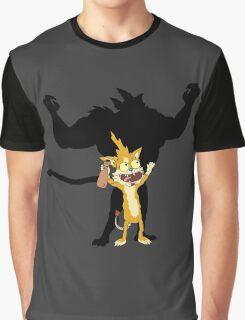SQUANCHY SHADOW!!! - www.shirtdorks.com Graphic T-Shirt
