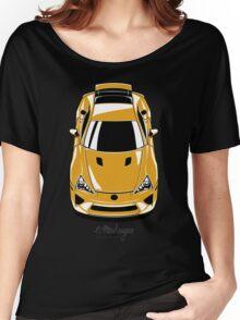 Lexus LFA (yellow) Women's Relaxed Fit T-Shirt