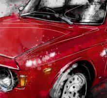 Alfa Romeo Gulia GTA Sticker