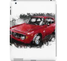 Alfa Romeo Gulia GTA iPad Case/Skin