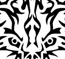 Tribal Wolf Sticker