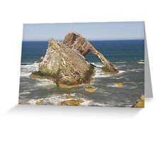 Bow fiddle rock Greeting Card