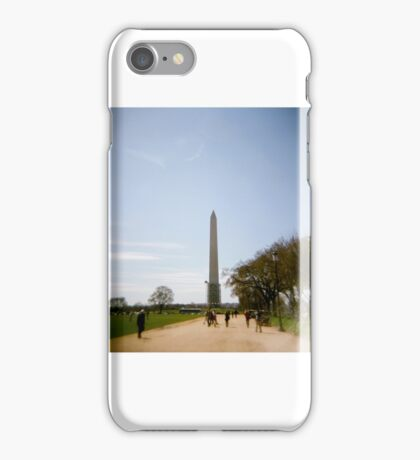 Washington Monument iPhone Case/Skin