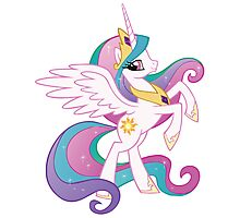 Princess Celestia (My Little Pony)  Photographic Print