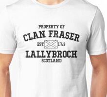 Clan Fraser - Outlander Unisex T-Shirt