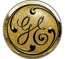 General Electric Vintage Photographic Print