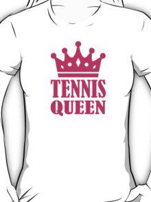 Tennis queen crown T-Shirt