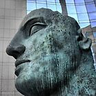 The Face at La Defence. by cullodenmist