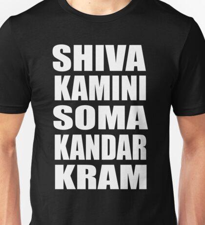 The League - Shiva Kamini Soma Kandarkram Unisex T-Shirt