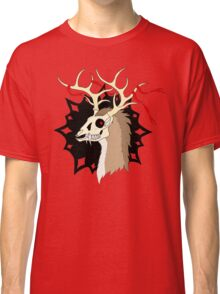 Ribbon Deer [Coloured Version] Classic T-Shirt