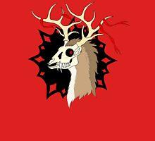 Ribbon Deer [Coloured Version] Unisex T-Shirt