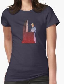 Rosemary's Baby: Affection Womens Fitted T-Shirt